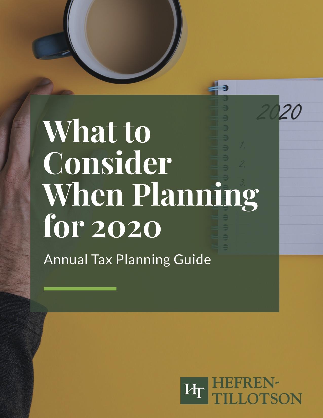 HEFREN-2020-Planning-Cover